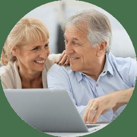 Informations pour seniors icône