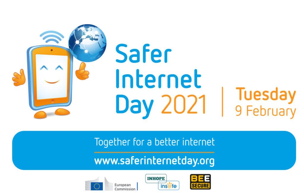 Safer Internet Day 2021 affiche